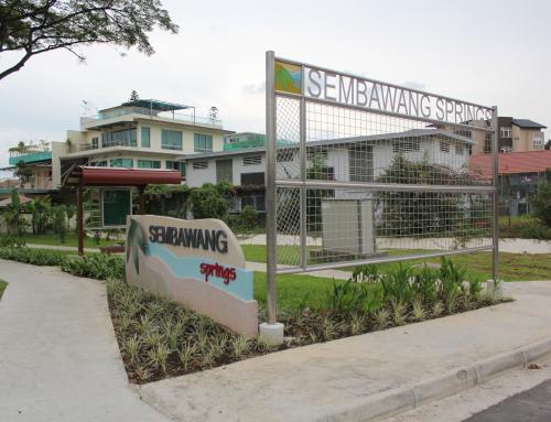 Sembawang gardens estate (2014)